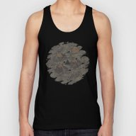 Amidst The Mist Unisex Tank Top