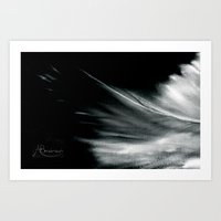 Passing Angel Art Print