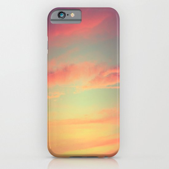 When Rainbows Go To Bed iPhone & iPod Case