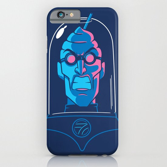 Mr. Brain Freeze iPhone & iPod Case