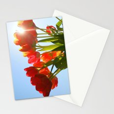 Tulip Flare Stationery Cards