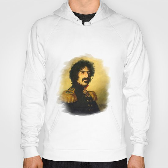 Frank Zappa - replaceface Hoody