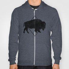 Bison & Blue Hoody