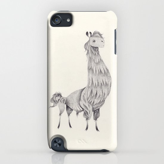 lama iPhone & iPod Case