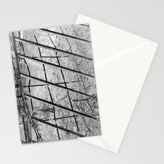 Shades of Fence Stationery Cards