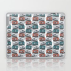 Cassette Tape Pattern Laptop & iPad Skin