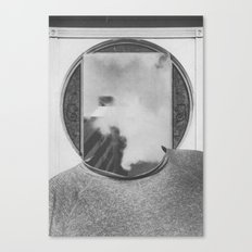 Clouded Canvas Print