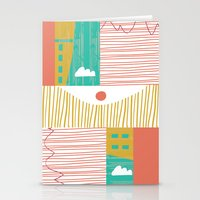 Eye On The City Stationery Cards