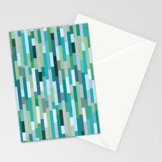 City by the Bay, Rainy Bay Day Stationery Cards
