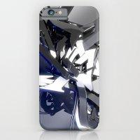 3d graffiti - 'Entrant iPhone 6 Slim Case