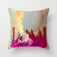 Castello Volante Throw Pillow