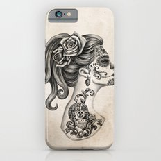 Day of the Dead Girl Slim Case iPhone 6s