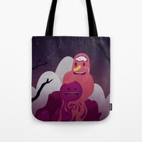Earth Under The Heavens Tote Bag