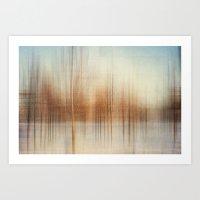 Infinitree Art Print