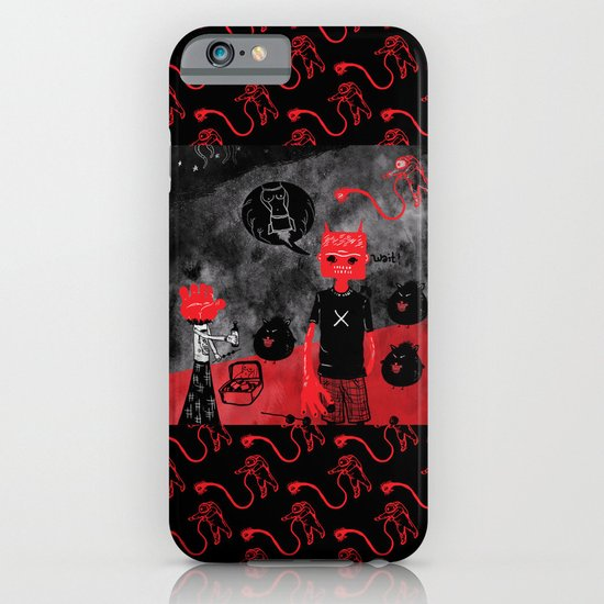 Day Off iPhone & iPod Case