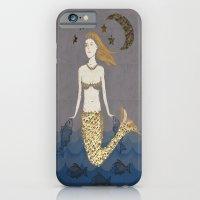 Mermaid At Dusk iPhone 6 Slim Case