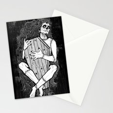MUERTE ABRAZO Stationery Cards