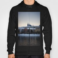 Prague Castle Hoody