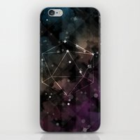Midnight Constant iPhone & iPod Skin