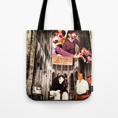We heart you; but we have to SUBVERT you Tote Bag