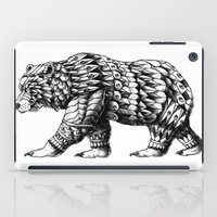 Cali Bear iPad Case