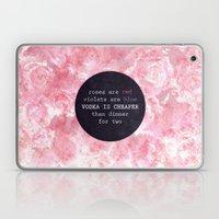 VODKA IS CHEAPER Laptop & iPad Skin