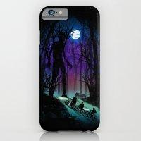 Strange Things iPhone 6 Slim Case