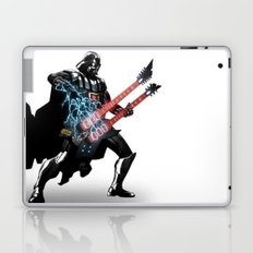 Darth Vader Force Guitar Solo Laptop & iPad Skin