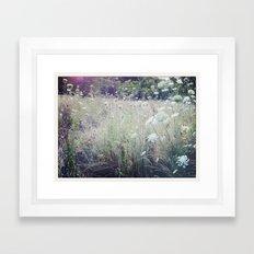 St. James Park Framed Art Print