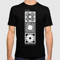 HellRaiser Mens Fitted Tee Black SMALL