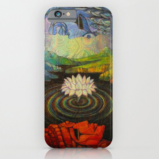 Earth-and-Sky iPhone & iPod Case