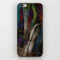 Funky Woods - JUSTART © iPhone & iPod Skin