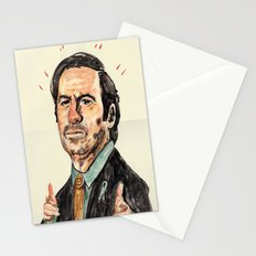 saul! Stationery Cards