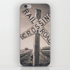 Crossroads iPhone & iPod Skin