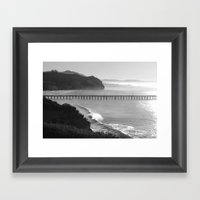Natural Therapy  Framed Art Print