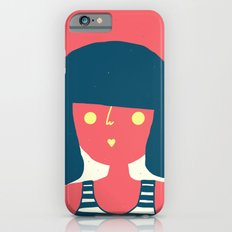 Self-portrait Waiting for Summer iPhone 6 Slim Case