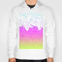 Hoody featuring Bailey Rays by Fimbis