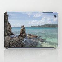 Caribbean Beach Photogra… iPad Case