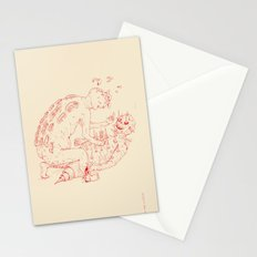 Between Two Gods Stationery Cards