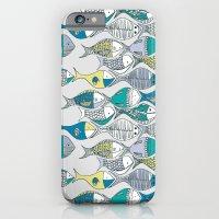 Go Fishing Then! iPhone 6 Slim Case
