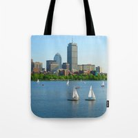 Boston in the Summer Tote Bag