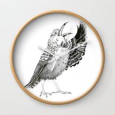 Tui Bird Wall Clock