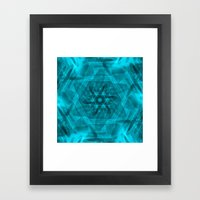 History In A Spin Framed Art Print