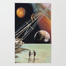 Set Sail for the Stars Rug