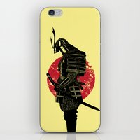 The Headless Samurai  iPhone & iPod Skin