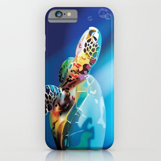Sea Turtle iPhone & iPod Case