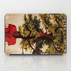The Tree-man iPad Case