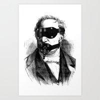 BDSM VIII Art Print