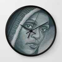 Black Panther Wall Clock
