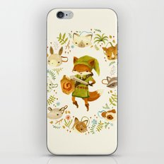 The Legend of Zelda: Mammal's Mask iPhone & iPod Skin